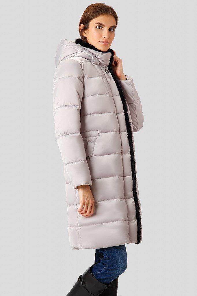 Пальто женское, Модель W18-11014, Фото №3