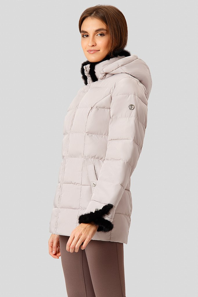 Куртка женская, Модель W18-11033, Фото №3