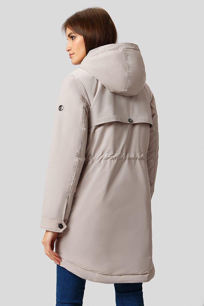 Полупальто женское, Модель W18-32023, Фото №4