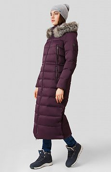 Пальто женское W18-12016