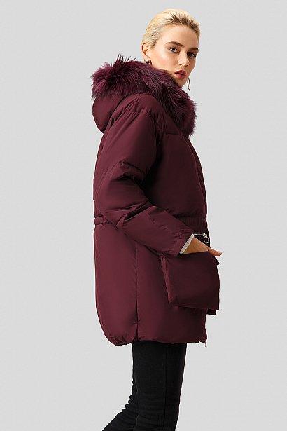 Полупальто женское, Модель W18-32021, Фото №3