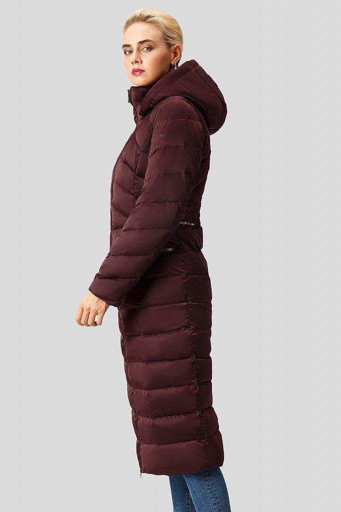 Пальто женское, Модель W18-11010, Фото №3