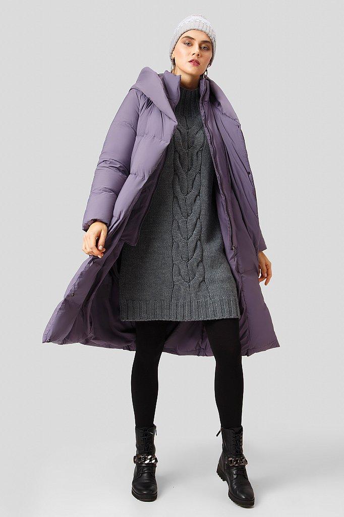 Пальто женское, Модель W18-11032, Фото №3