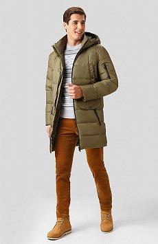 Пальто  мужское, Модель W18-22020, Фото №2