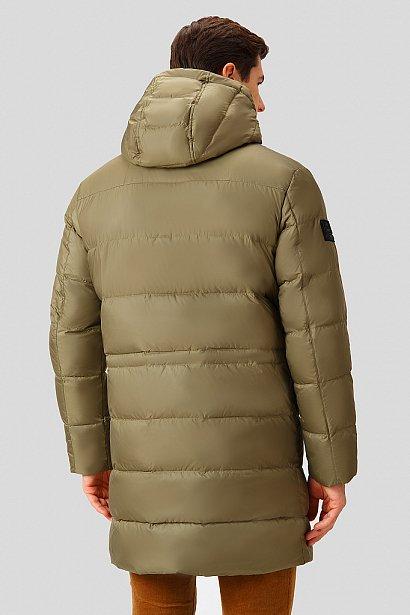 Пальто  мужское, Модель W18-22020, Фото №4