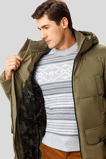 Пальто  мужское, Модель W18-22020, Фото №5