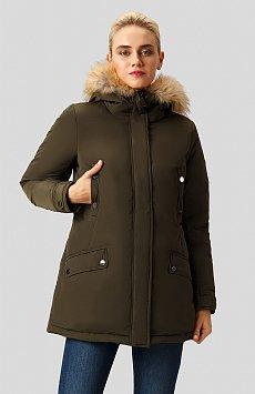 Куртка женская W18-12046
