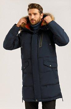Пальто мужское, Модель W19-22007, Фото №1