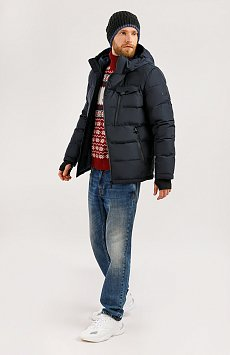 Куртка мужская, Модель W19-42001, Фото №2