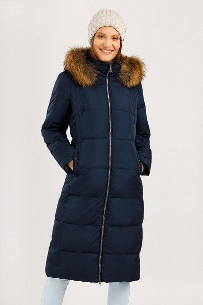 Пальто женское, Модель W19-11007, Фото №1