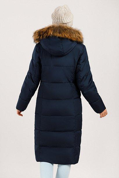 Пальто женское, Модель W19-11007, Фото №4