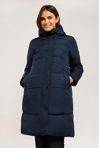 Пальто женское, Модель W19-11023F, Фото №1