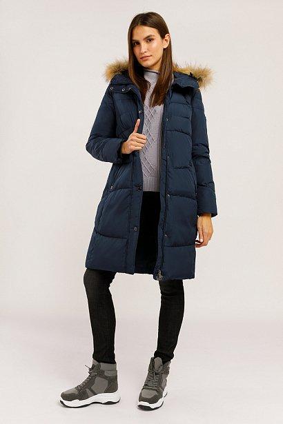 Пальто женское, Модель W19-11023, Фото №2