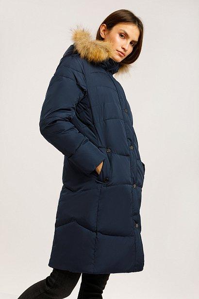 Пальто женское, Модель W19-11023, Фото №3
