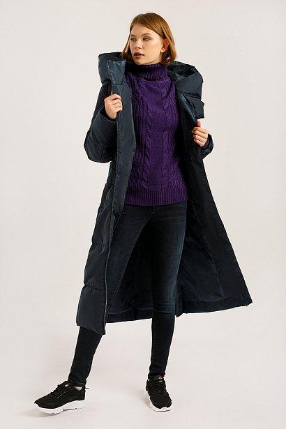 Пальто женское, Модель W19-11025, Фото №2