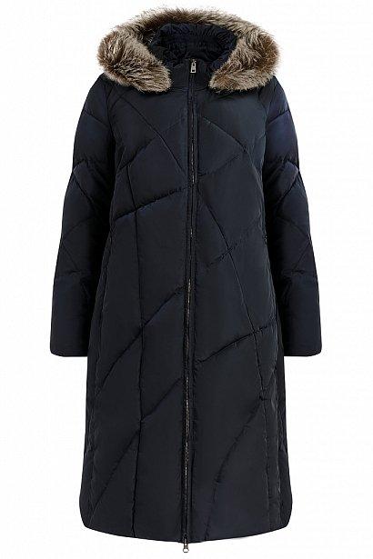 Пальто женское, Модель W19-11030, Фото №6