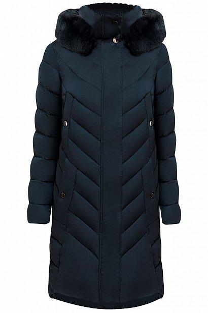 Пальто женское, Модель W19-12005, Фото №6