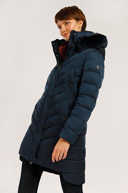 Пальто женское, Модель W19-12005, Фото №3