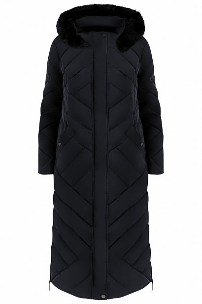 Пальто женское, Модель W19-12026, Фото №6