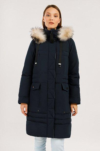 Пальто женское, Модель W19-12030, Фото №1