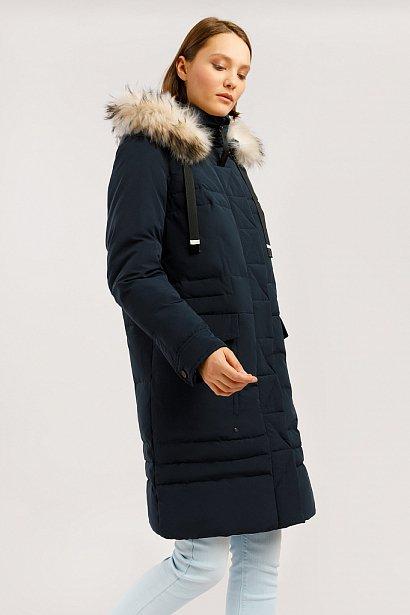 Пальто женское, Модель W19-12030, Фото №3
