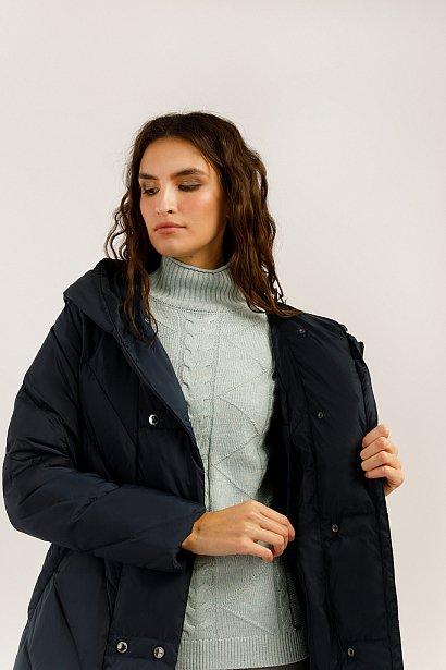 Пальто женское, Модель W19-12038, Фото №5