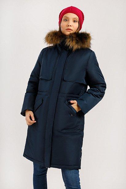 Пальто женское, Модель W19-12045, Фото №1