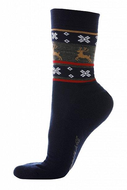 Носки мужские, Модель W19-21146, Фото №1