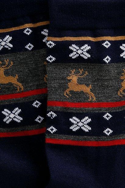 Носки мужские, Модель W19-21146, Фото №3