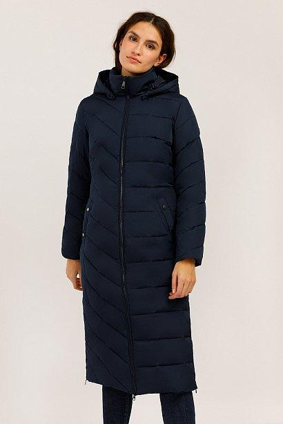 Пальто женское, Модель W19-32002F, Фото №1