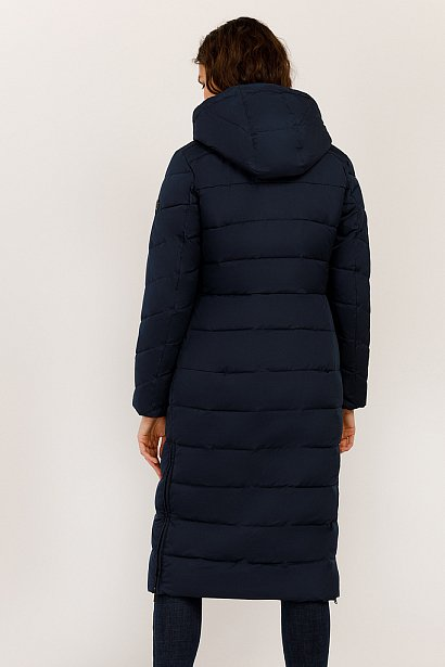 Пальто женское, Модель W19-32002F, Фото №4