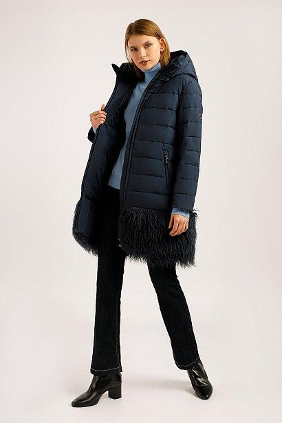 Пальто женское, Модель W19-32021, Фото №2