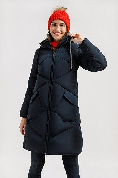 Пальто женское, Модель W19-32031, Фото №1