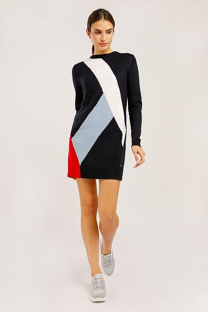 Платье женское, Модель W19-32107, Фото №2
