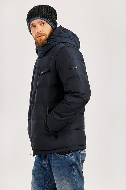 Куртка мужская, Модель W19-42001, Фото №3