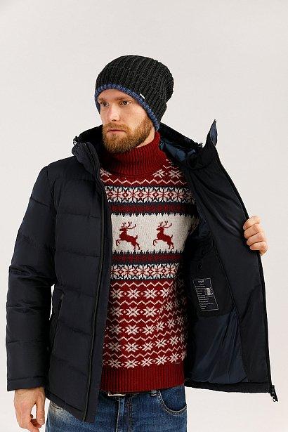 Куртка мужская, Модель W19-42001, Фото №5