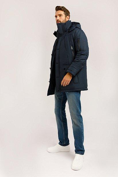 Полупальто мужское, Модель W19-42004, Фото №2