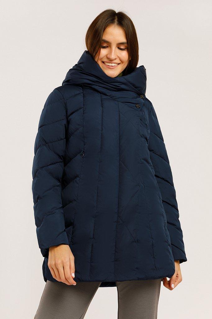Куртка женская, Модель W19-11005, Фото №1