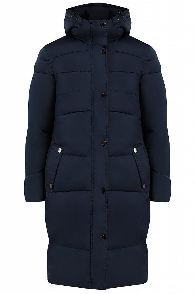 Пальто женское, Модель W19-11023F, Фото №6
