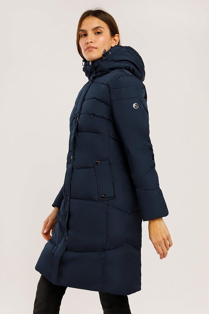 Пальто женское, Модель W19-11023F, Фото №3