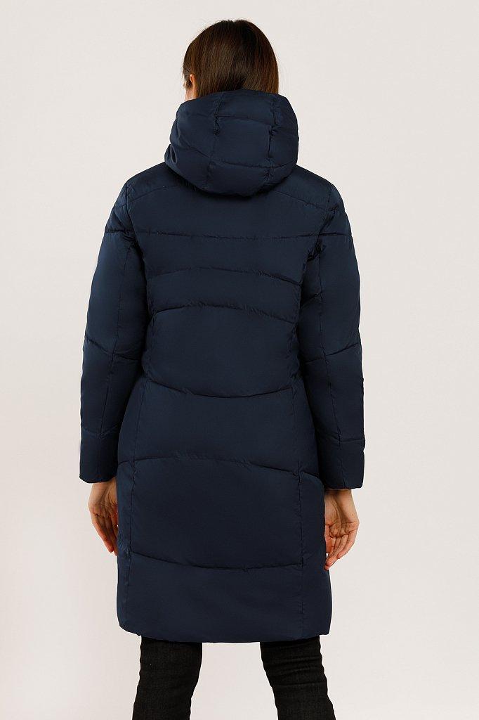Пальто женское, Модель W19-11023F, Фото №4