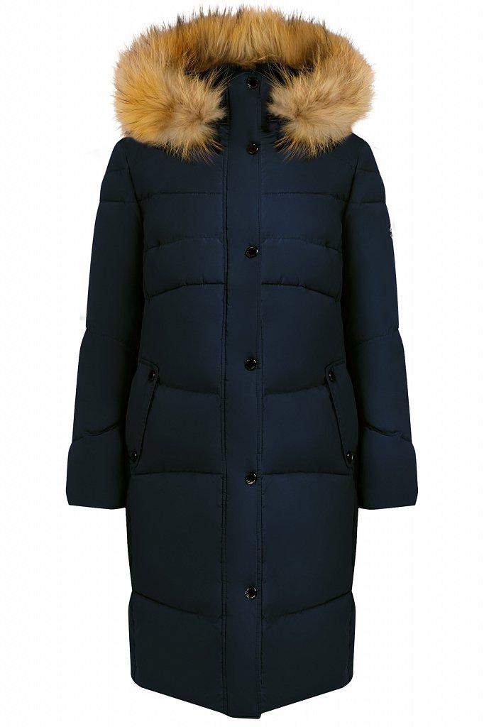 Пальто женское, Модель W19-11023, Фото №6