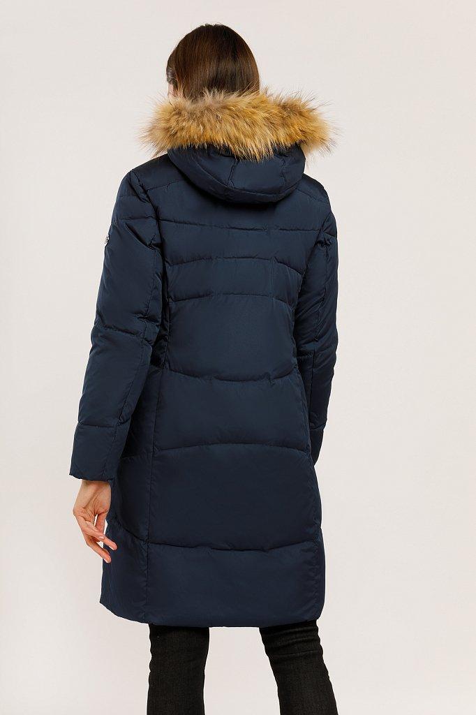 Пальто женское, Модель W19-11023, Фото №4