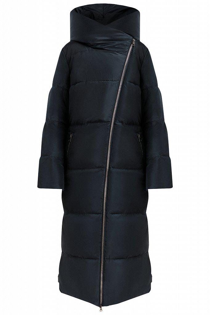 Пальто женское, Модель W19-11025, Фото №6