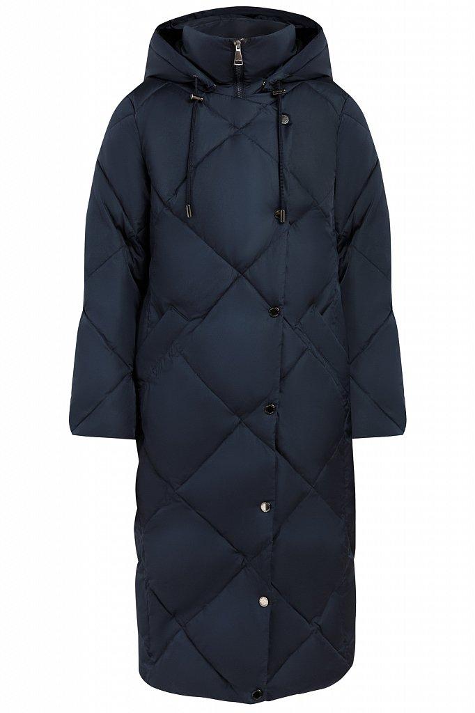 Пальто женское, Модель W19-11028, Фото №6