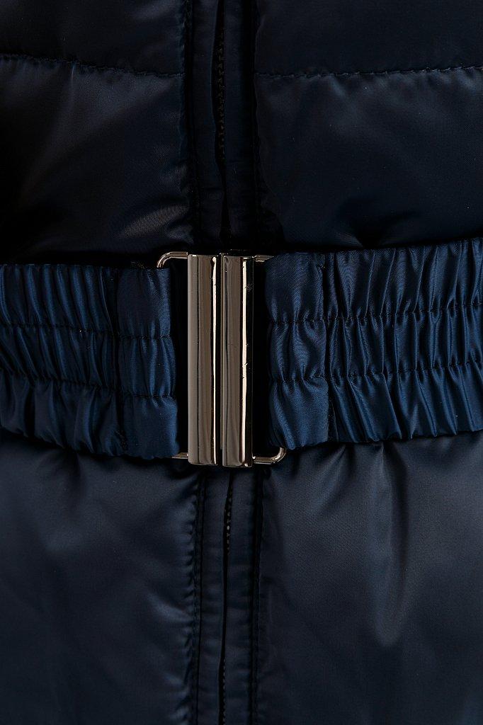 Пальто женское, Модель W19-11031F, Фото №5
