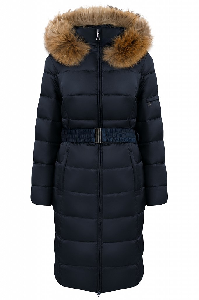 Пальто женское, Модель W19-11031, Фото №6