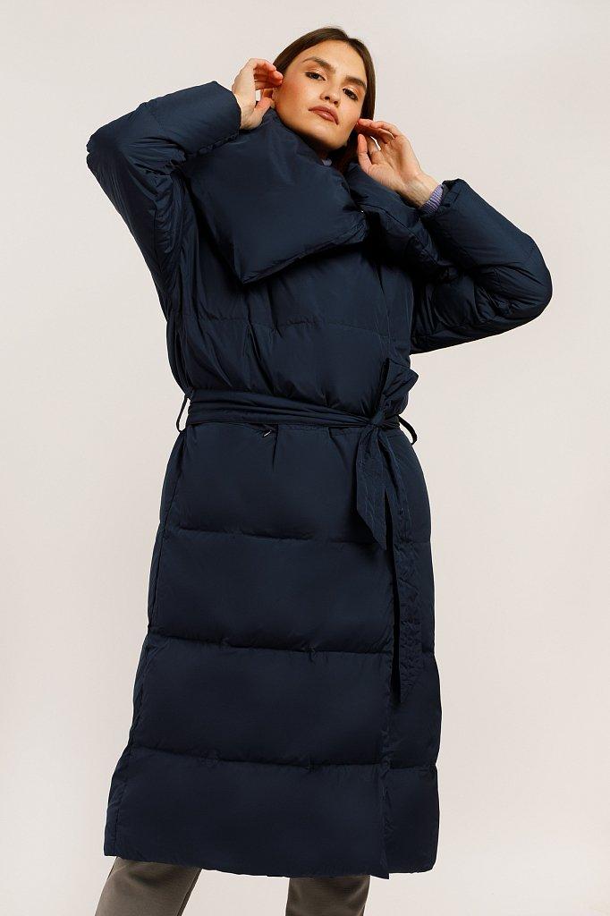 Пальто женское, Модель W19-11032, Фото №1