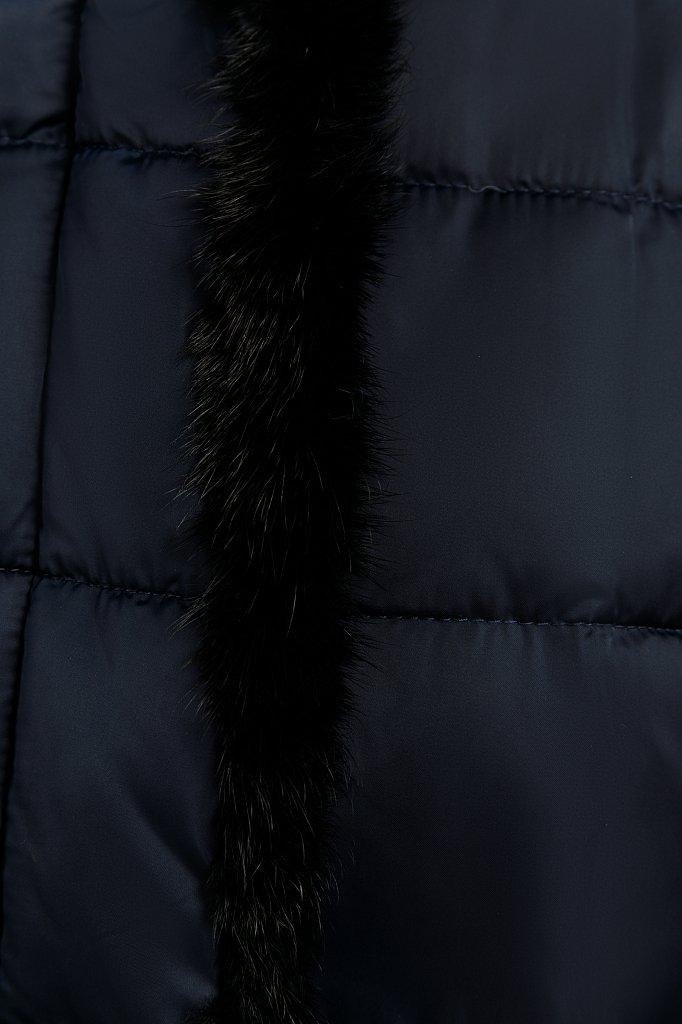 Пальто женское, Модель W19-11033, Фото №5