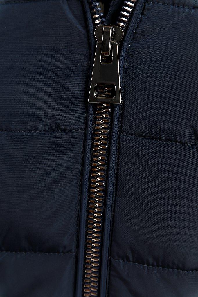 Полупальто женское, Модель W19-11035, Фото №5